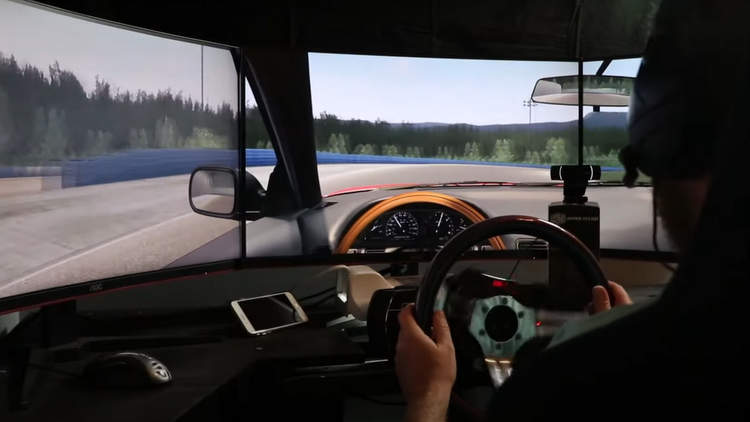 Video: Assetto Corsa Sim Drifting Bash updates
