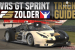 Finding Speed: iRacing Zolder guide for VRS GT Sprint