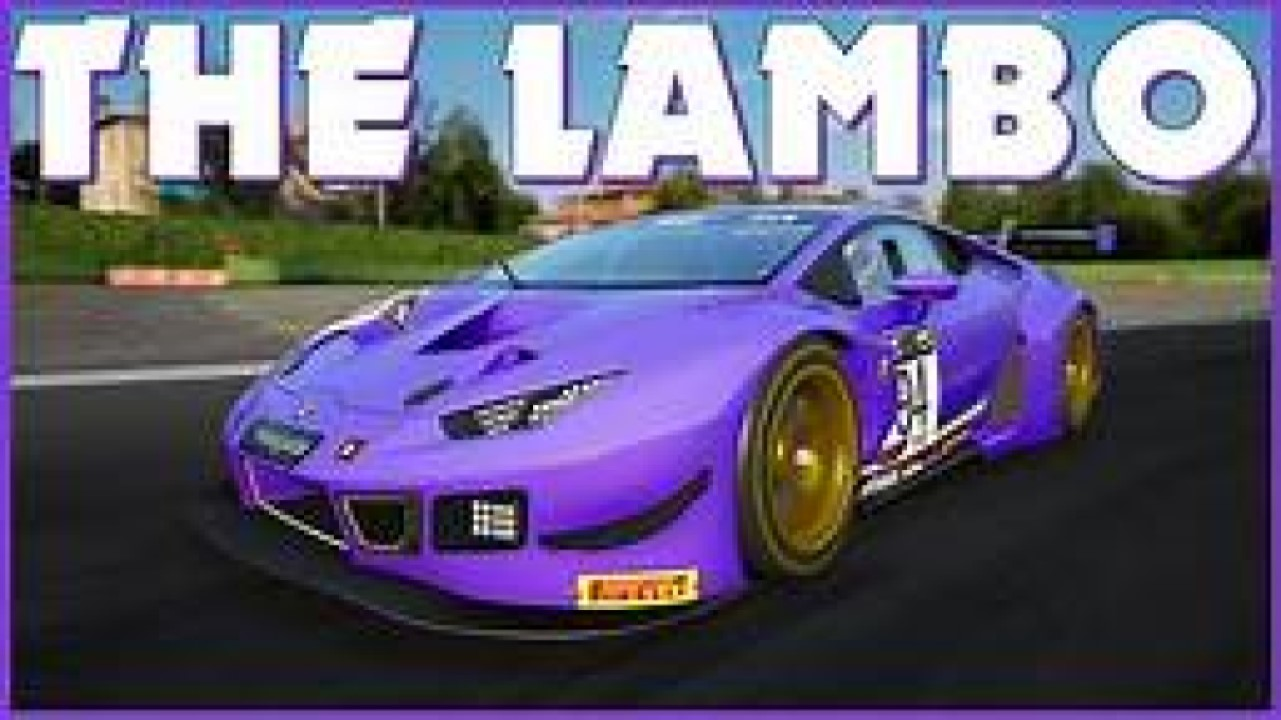 PowerQ: Channel update and trying Lamborghini GT3 in ACC at Imola