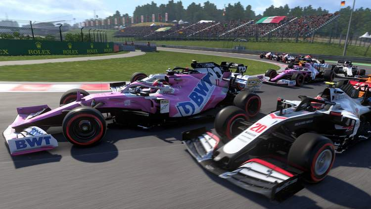 F1 launch Virtual Grands Prix to keep us warm in winter