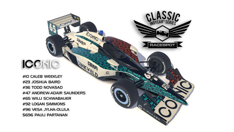 Classic IndyCar Series – Iconic Motorsports