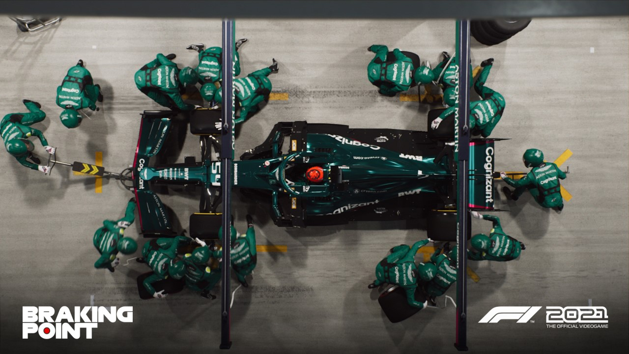 F1 2021 Deluxe Version User Review