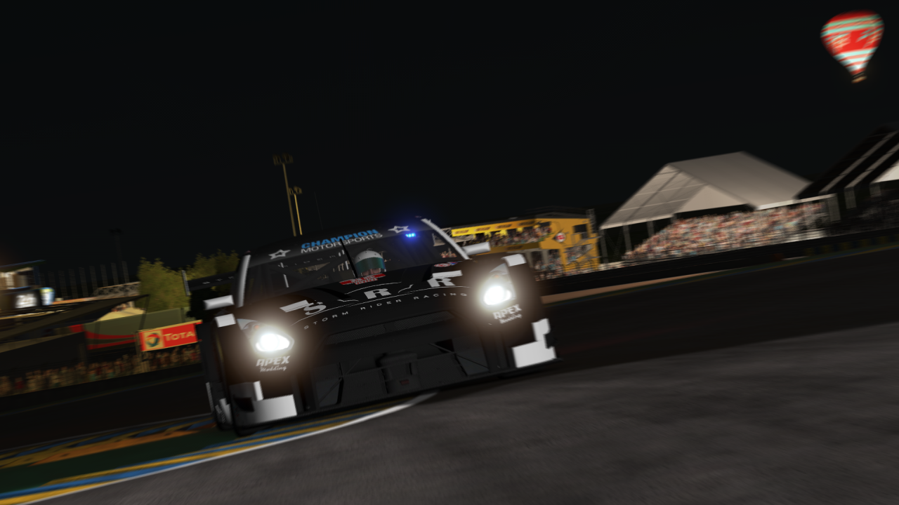 CMS rFactor 2 The VMSC races into the night Le Mans Report