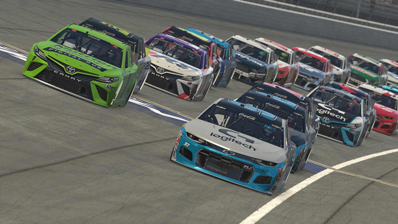 AI Hosted Comes To iRacing In The Season 4 Build