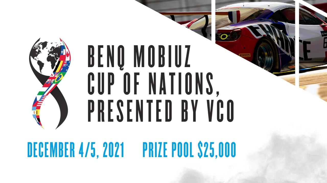 Williams Esports and VCO Cup Of Nations Returns In iRacing