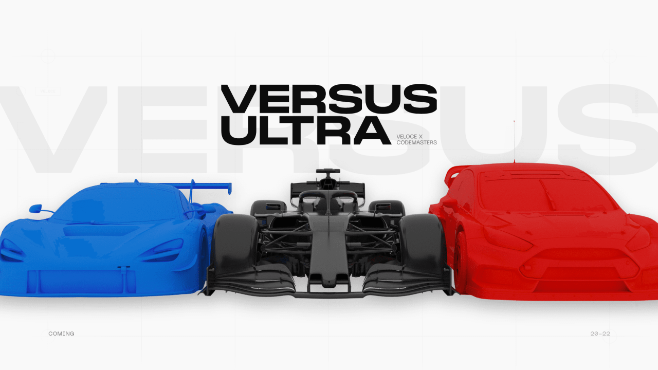 Veloce & Codemasters Partner For 2022 New eSports League