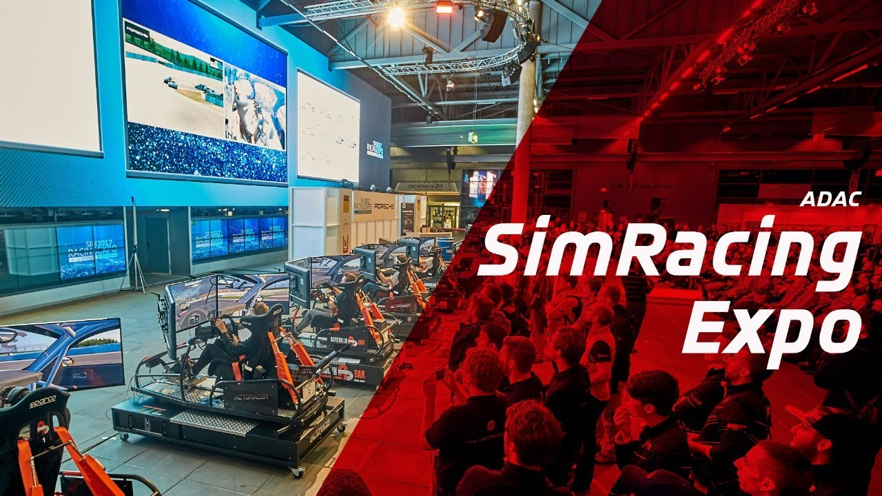 SIMRACING EXPO DAY THREE AND FINAL DAY LIVE 19TH SEPTEMBER