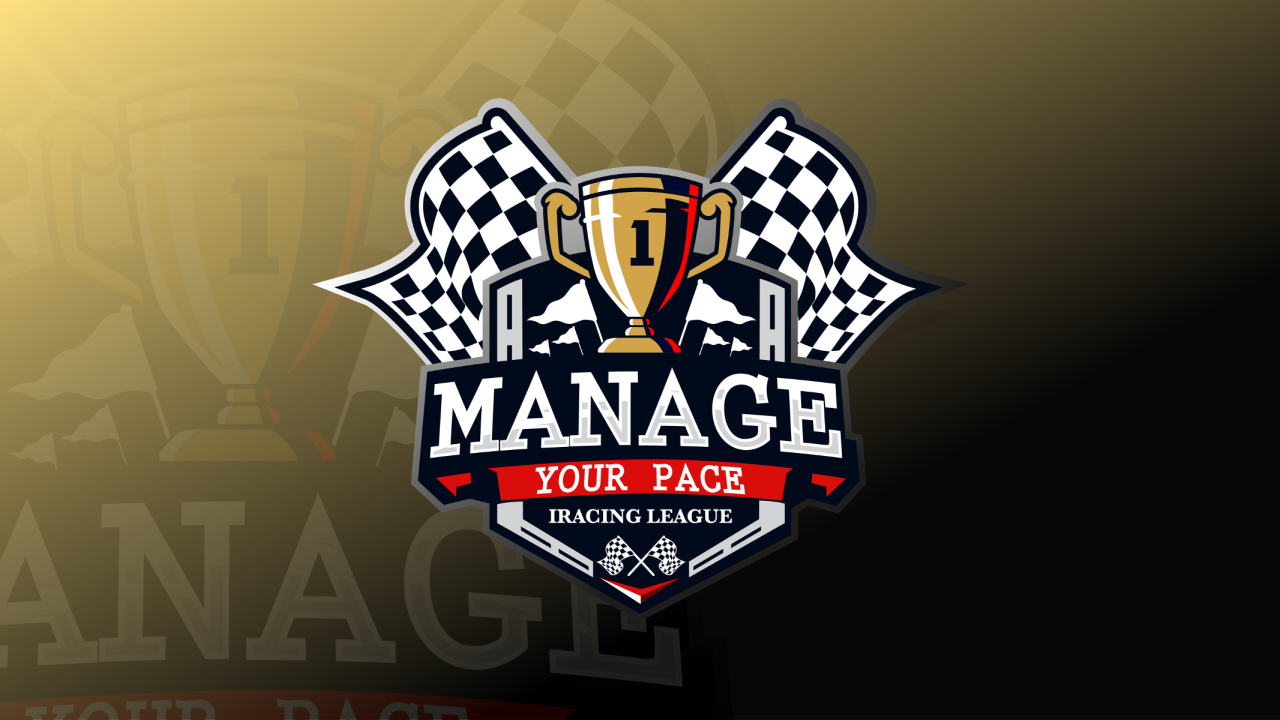 Manage Your Pace iRacing F3 Series Laguna Seca Race Reports