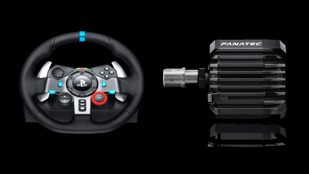Switching from Logitech G29 To Fanatec CSL DD