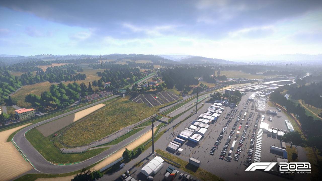 Imola Available for F1 2021 Game