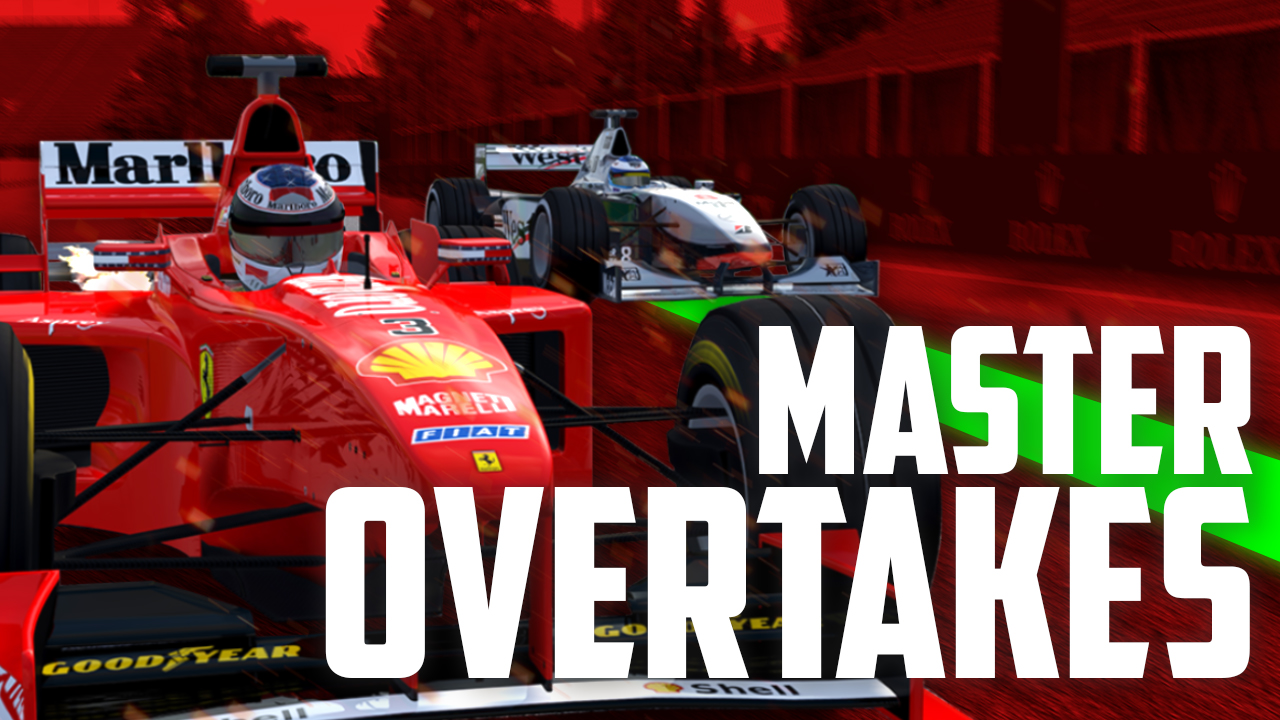 Sim Racing Guides Episode 7: Perfecting The Overtake